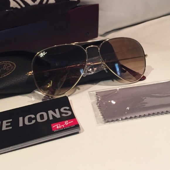 Ray-Ban Other - Ray-Ban Aviator Sunglasses - 58mm